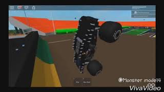 Roblox Monster Jam Commentary #216 (MonsterMode 14)
