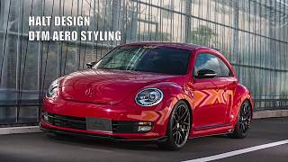 ザ・ビートル×3!!   ビンテージスタイル/DTMスタイル HALT DESIGN AUDI VW PRESS