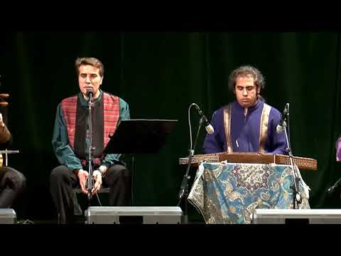 """ Your Affection "", Iranian Classical Music,Navid Dehghan,Hamidreza Nourbakhsh & Ghamar Ensemble"