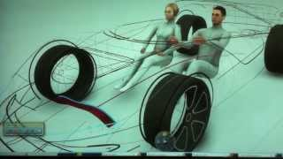 Pininfarina Sergio Concept Design Process - 3D Sketching with CATIA for Creative Designers