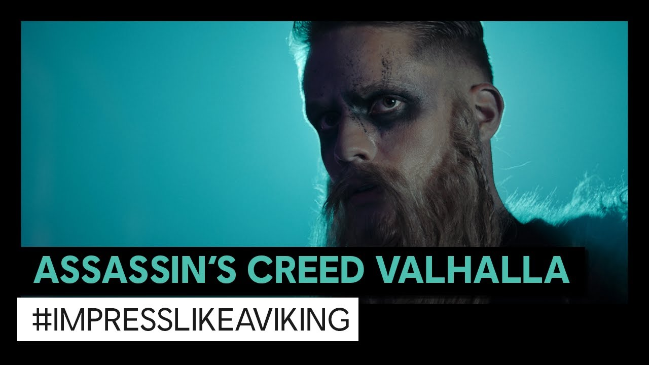 ASSASSIN'S CREED VALHALLA – Impress like a Viking! mit @Luca | Ubisoft