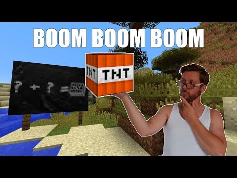 Boom Boom Boom Feat. Vercinger - Original Minecraft Musikvideo