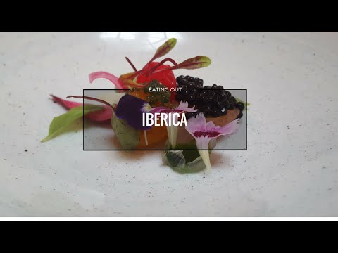 Iberica Restaurant | Spring Menu Sneak Peek
