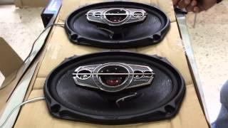 "Pioneer TS A6995S PIONEER TS-A6995S 5-Way 6""x9"" 600W Mid Bass Speaker"