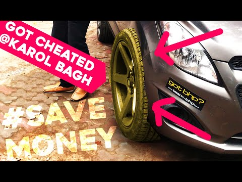 Tips to buy Alloys and tyres   Chevrolet Beat #MadeAMistake
