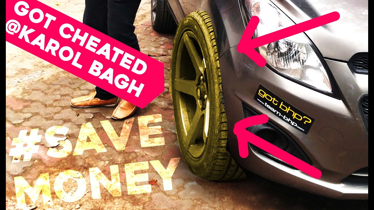 Tips To Buy Alloys And Tyres Chevrolet Beat Madeamistake Youtube