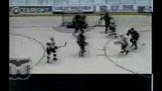 NHL All Star Hockey Sega Saturn - Intro Movie