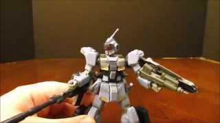 HG 1/144 Pale Rider Review