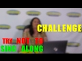 Try Not To Sing Along Challenge - Island Style