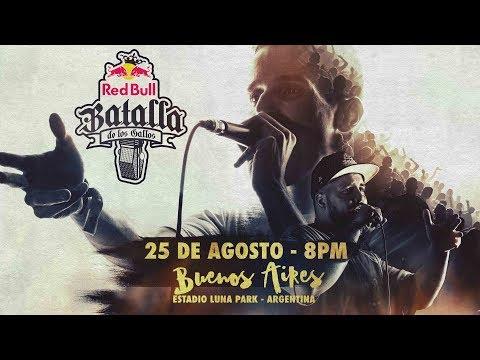 Final Nacional Argentina 2017 - Red Bull Batalla de los Gallos