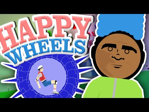 FUNNIEST LEVELS EVER!! | Happy Wheels