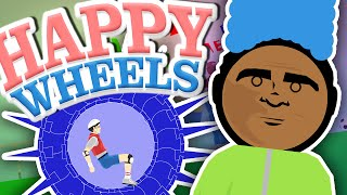 FUNNIEST LEVELS EVER!! | Happy Wheels thumbnail