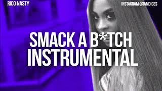 Rico Nasty - Smack a B Instrumental Prod  by JettSkiBeats FREE DL