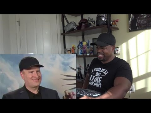 Sad Kevin Feige Reacts To Venom Joining The MCU REACTION!!!