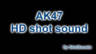 CoD 4: AK47 HD shot sound!