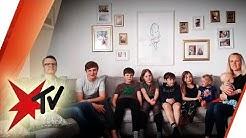 7 Kinder – Wie geht das? Alltag der Großfamilie Kehmeier | stern TV