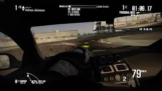 Need For Speed Shift 2 Unleashed Race 70 Modern B Single Exhibitions 2