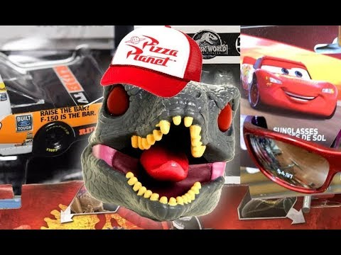 NEW Jurassic World Toys Hunt ADVENTURE with Disney Cars FUNKO Pop HOT WHEELS Nascar Authentics