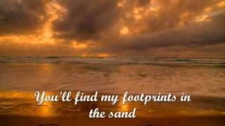 Leona Lewis- footprints in the sand [Lyrics]