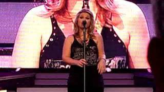 Kelly Clarkson - Stuff Like That There - Grand Rapids, MI