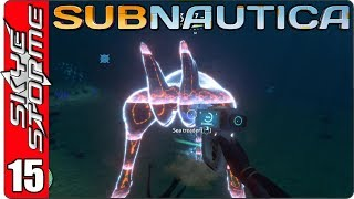 SUBNAUTICA Gameplay - Part 15 ► The Sea Treaders ◀