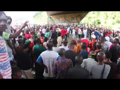 Le fpi reprend les marches et réclame la démission de Youssouf Bakayoko