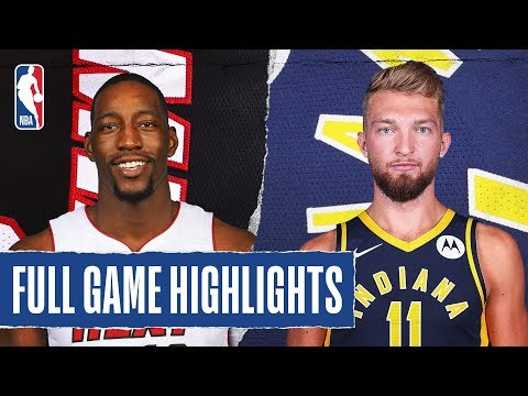 HEAT At PACERS | FULL GAME HIGHLIGHTS | January 8, 2020