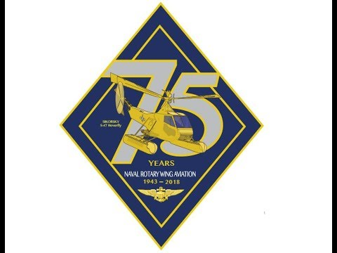 NHA-Sitting on Air-75th Anniversary of Naval Rotary Wing Aircraft Video History