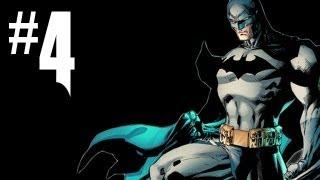 Batman Arkham Asylum Gameplay Walkthrough - Part 4 - DOCTOR BATMAN!! (Batman Arkham Gameplay HD)
