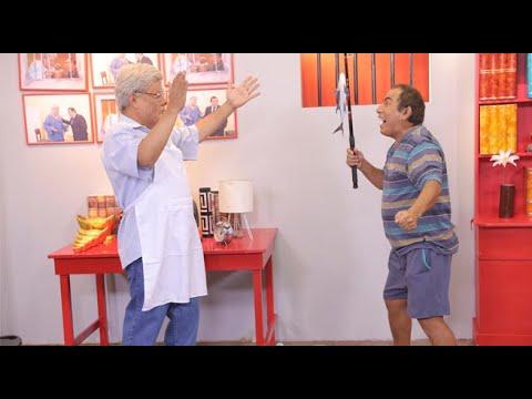 Olallanta Chumala y Alberto Yukimori se juntan para pescar