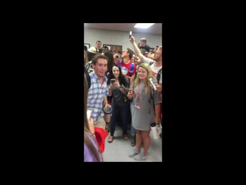 Marcus High School Senior 2017 Larp Prank