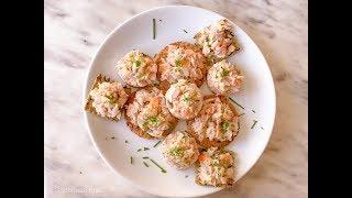 Риет лососевый | Рыбный паштет из семги