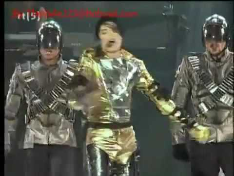 Michael Jackson History Tour Live Munich Germany (Full)