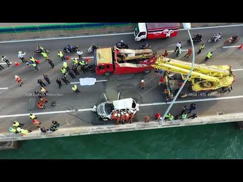 Kemalangan di penang bridge