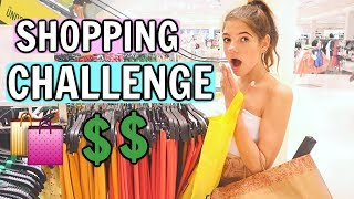 mystery shopping challenge *gone wrong* FT MY SISTER!