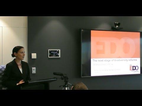 NSW biodiversity reforms 2016/17 community seminar