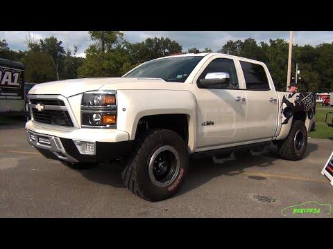 Chevrolet Silverado Reaper >> Chevrolet Silverado Reaper Package Walk Around - Lingenfelter Performance - YouTube