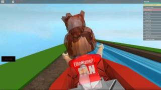 The ROBLOX the 3 ABC Daantje video