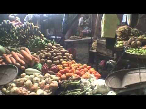 The Vegetable and Fruit Market in Camoapa, Nicaragua- Farmer to Farmer Project with Elisa Estrada Travel Video