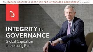 Integrity in Governance: Dominic Barton and Christopher Ragan