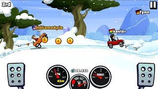 Hill Climb Racing 2 Android Gameplay JEEP Level 23