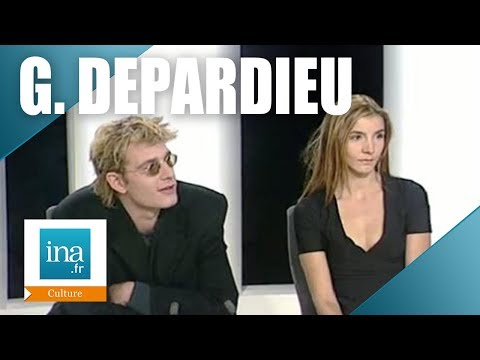 PLATEAU GUILLAUME DEPARDIEU + CLOTILDE COURAU