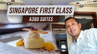 Trip Report: Singapore Airlines (SQ) First Class A380 Singapore to Beijing
