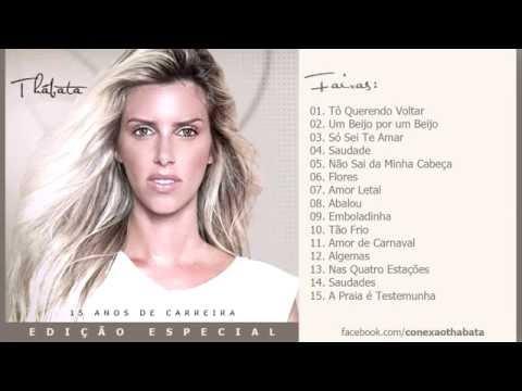 Thábata Mendes - CD Completo - 15 Anos de Carreira (Edição Especial)