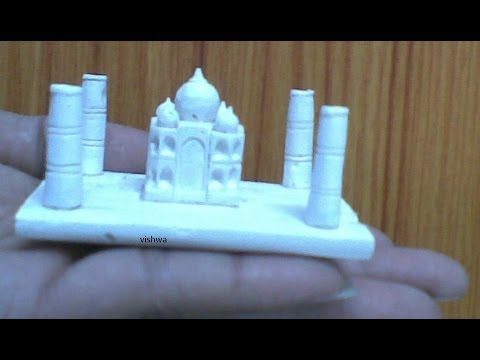 World's smallest micro art gallery by an indian student