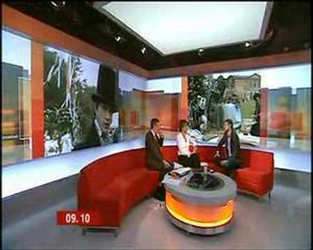 BBC Breakfast  With Simon Woods  Cranford