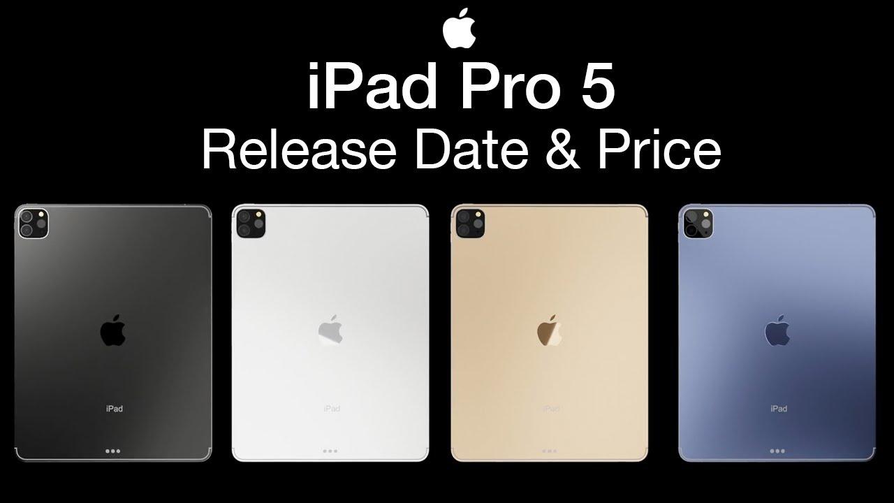 Ipad 2021 Release