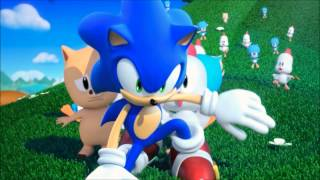 Sonic Lost World OST  Windy Hill ACT 1