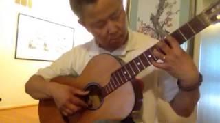 Goodsea - Romance by Yuhki Kuramoto (로망스-유키쿠라모토) classical guitar