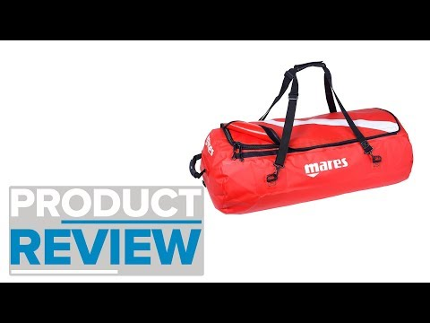 Mares Cruise Titan Dry Bag | Product Review